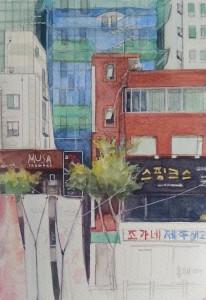 Seoul Layers Hongdae